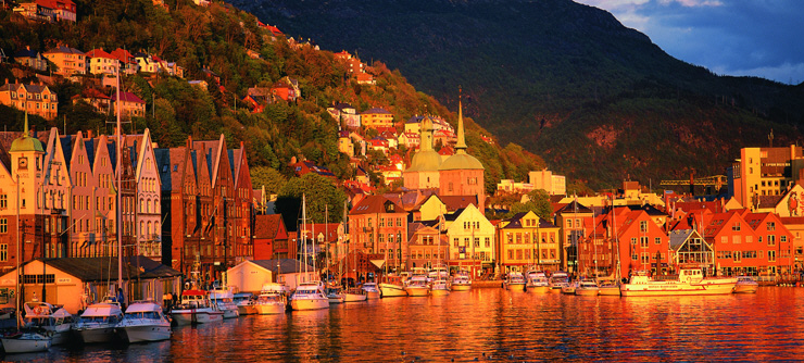 world charm bergen norway