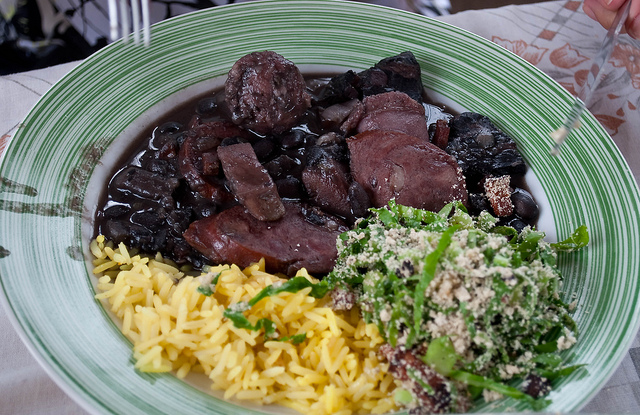 Feijoada by CC user albumdobruto on Flickr