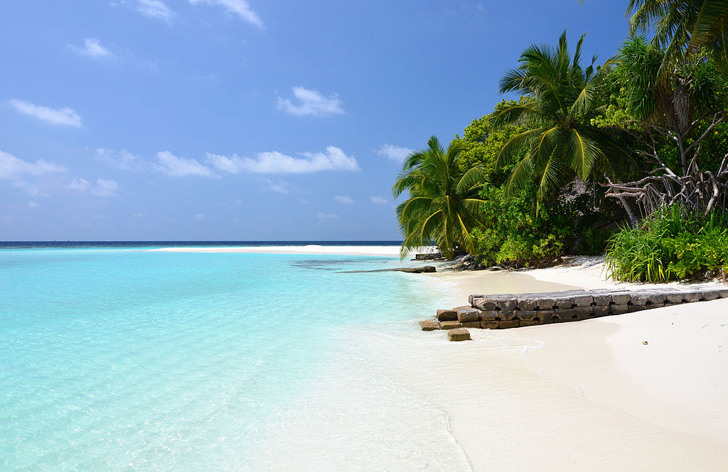 Luxury holiday destinations like the Maldives will make you feel like a millionaire
