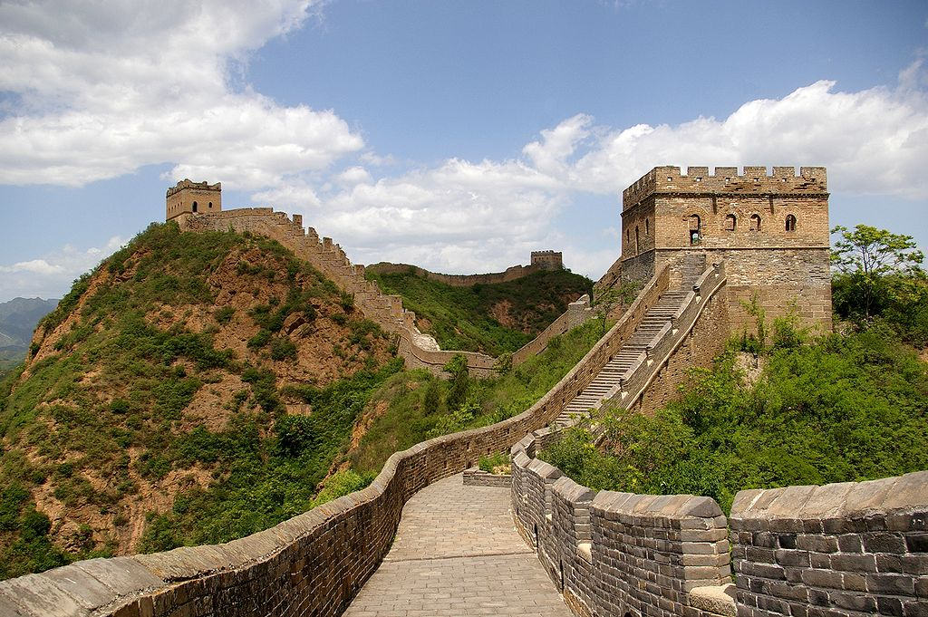 The Great Wall is one of the Best places to visit in China
