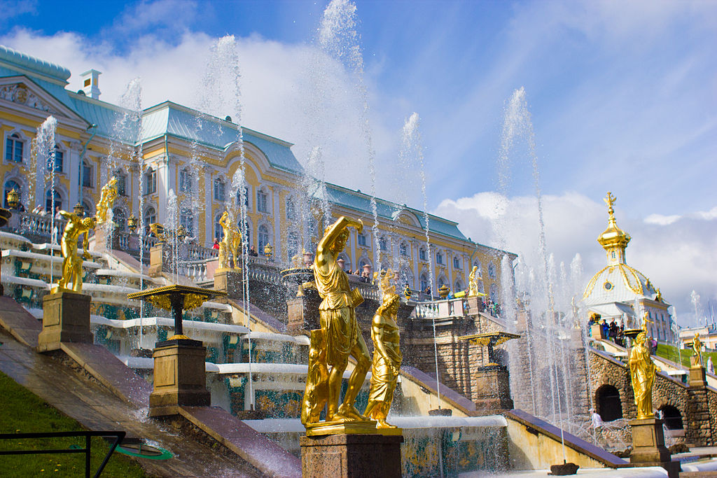 St. Petersburg is one of many European Cities Perfect for a City Break
